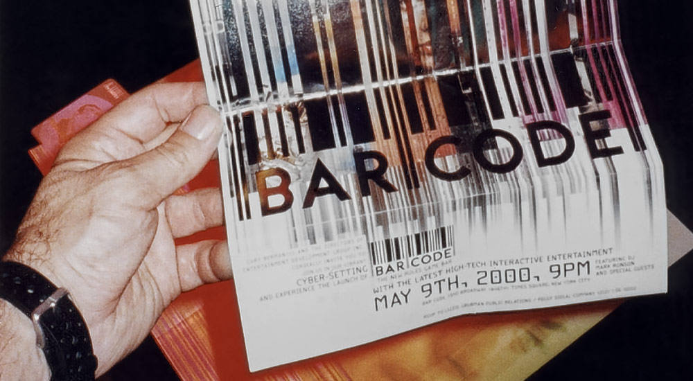 Casa Forte BTTF Barcode New York Launch Party 01